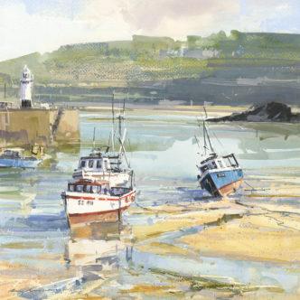Low Tide St Ives