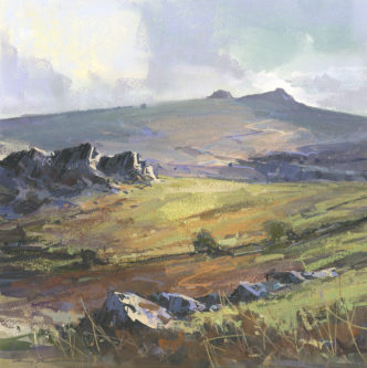 Towards Haytor