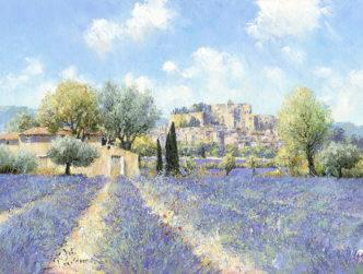 Lavender Time