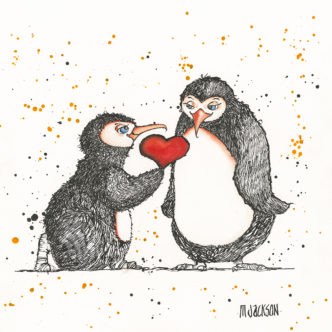 It's Love Actually - Penquins