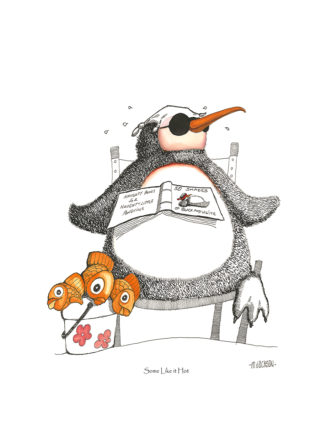 Some Like it Hot - Penguins