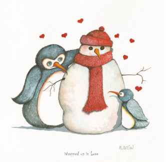 Wrapped Up In Love by Mike Jackson