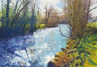 February Water
