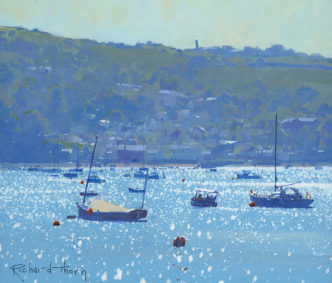 Hazy Afternoon (Dittisham)