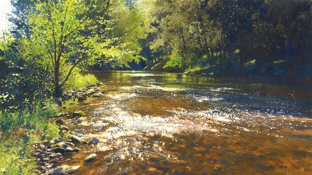 River Calm - (Large)