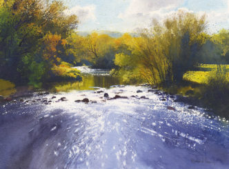 The Shining Weir by Richard Thorn