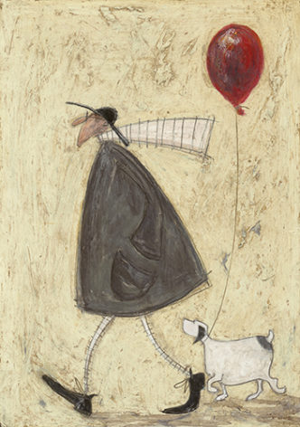 Sam Toft a Balloon for You