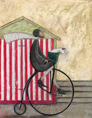 Sam Toft Signeed Limited Edition Print