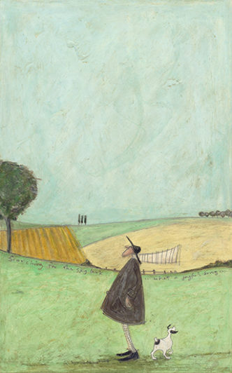 Sam Toft Signed Limited Edition Print