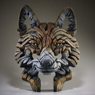 Fox Bust by Matt Buckley Edge Sculpture