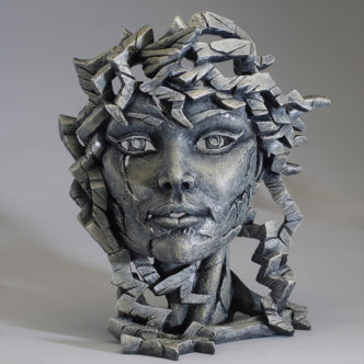 Venus Bust Grey by Edge Sculpture