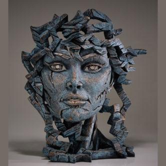 Venus Bust Teal by Matt Buckley