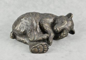Suzie Marsh Sculpture Sleeping Bear