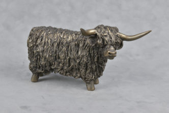 Frith Sculpture Bull Standing (Small)