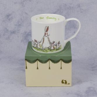 The Family (Large Mug) by Two Bad Mice/ Anita Jeram