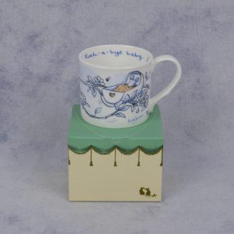 Rock-A-Bye Baby Mug by Two Bad Mice/ Anita Jeram
