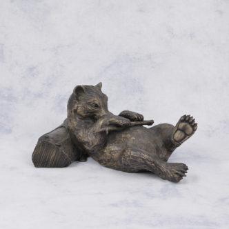 James Bear Cub by Suzie Marsh