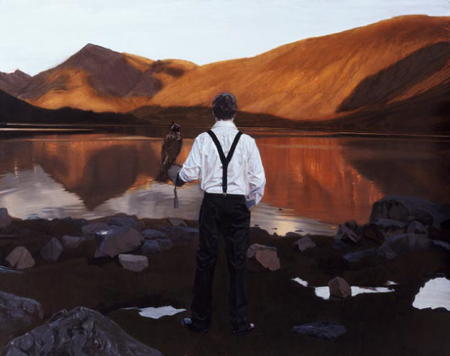 Loch Etive Limited edition print by Iain Faulkner