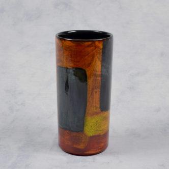 Gemstone Piller Vase 21cm by Pool Pottery
