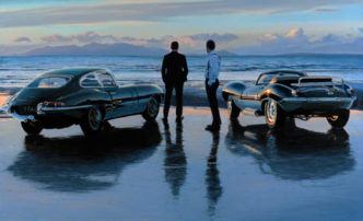Reunion Limited edition print by Iain Faulkner