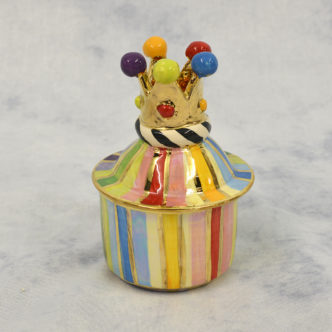 Crown Pot by Mary Rose Young