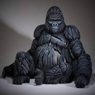 Gorilla Sculpture by Matt Buckley Edge Sculpture