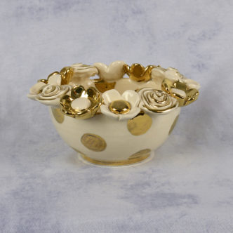 Tiny Bowl by Mary Rose Young