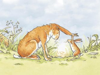 Guess How Much I Love You (AJ9301) by Anita Jeram