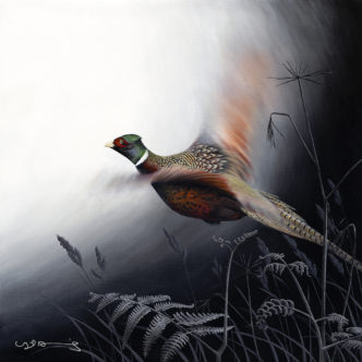 Pheasant Original by Nigel Hemming