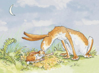 I Love You Right Up To The Moon (AJ9303) by Anita Jeram