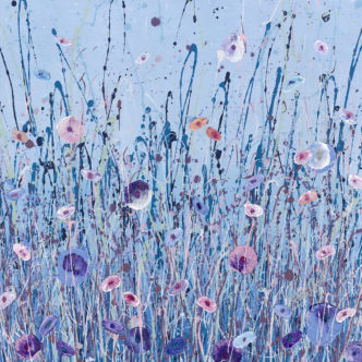 Chasing Blue Skies Signed limited edition Julie Clifford