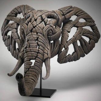 African Elephant by Matt Buckley Edge Sculpture