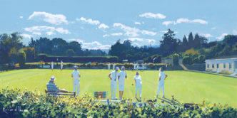 Tactics (Tor Abbey Bowls Club) by Richard Thorn