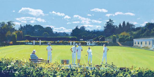 Tactics (Tor Abbey Bowls Club) by Richard Thorn