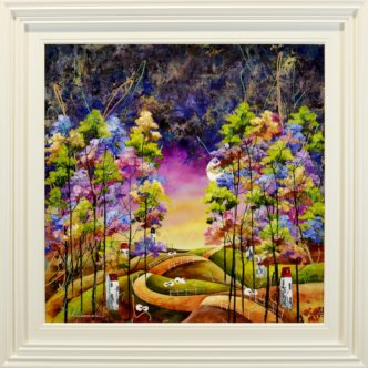The Winding Path by Rozanne Bell