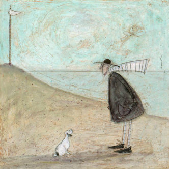 Sam Toft Signed Limited Edition Print A Stubborn Sit