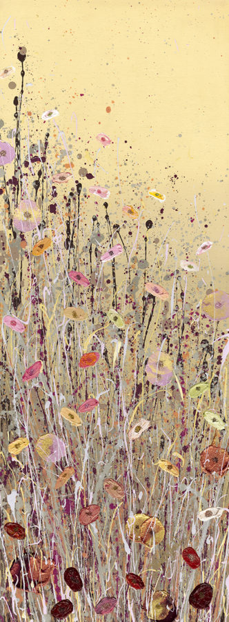 Your Love Warms Me by Julie Clifford FLORAL ART