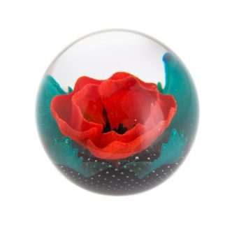 Remembrance - Remembering by Caithness Glass