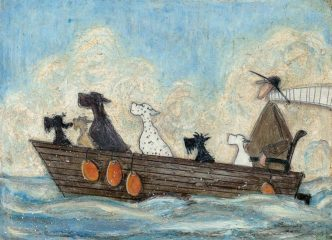 Sea Dogs by Sam Toft Limited Edition Print