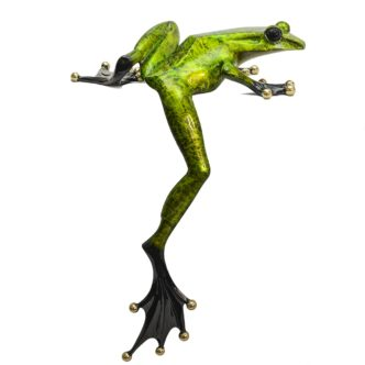 Willie Jump Green from Frogman Tim Coterill