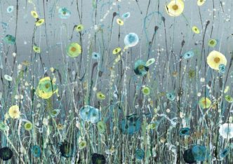 Never Want To Leave by Julie Clifford Floral Art