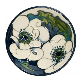Snow Song Tray 780/4 by Moorcroft Pottery