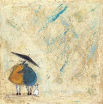 A Wonderful Life Signed Limited Edition Print by Sam Toft