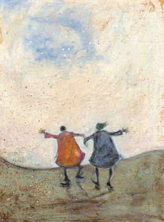Just Perfect Signed Limited Edition Print by Sam Toft