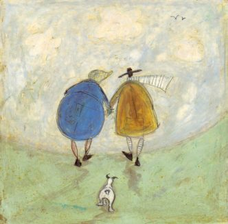 Until The End Of Time Signed Limited Edition Print by Sam Toft