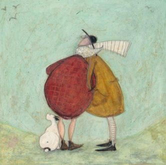 We Have All We Need Signed Limited Edition Print by Sam Toft