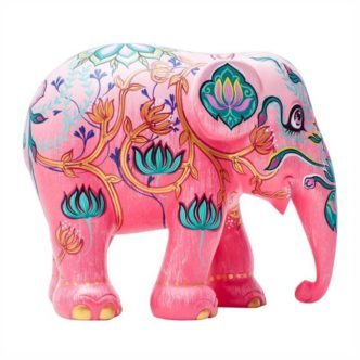 Amansara Elephant Parade