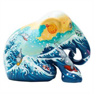 Morning Tide Elephant Parade