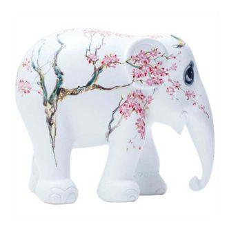 One Hundred Flowers Elephant Parade