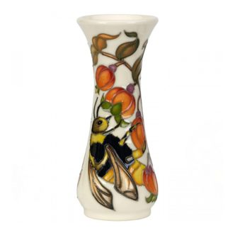 Moorcroft Pottery Bilberry Bee 364/5